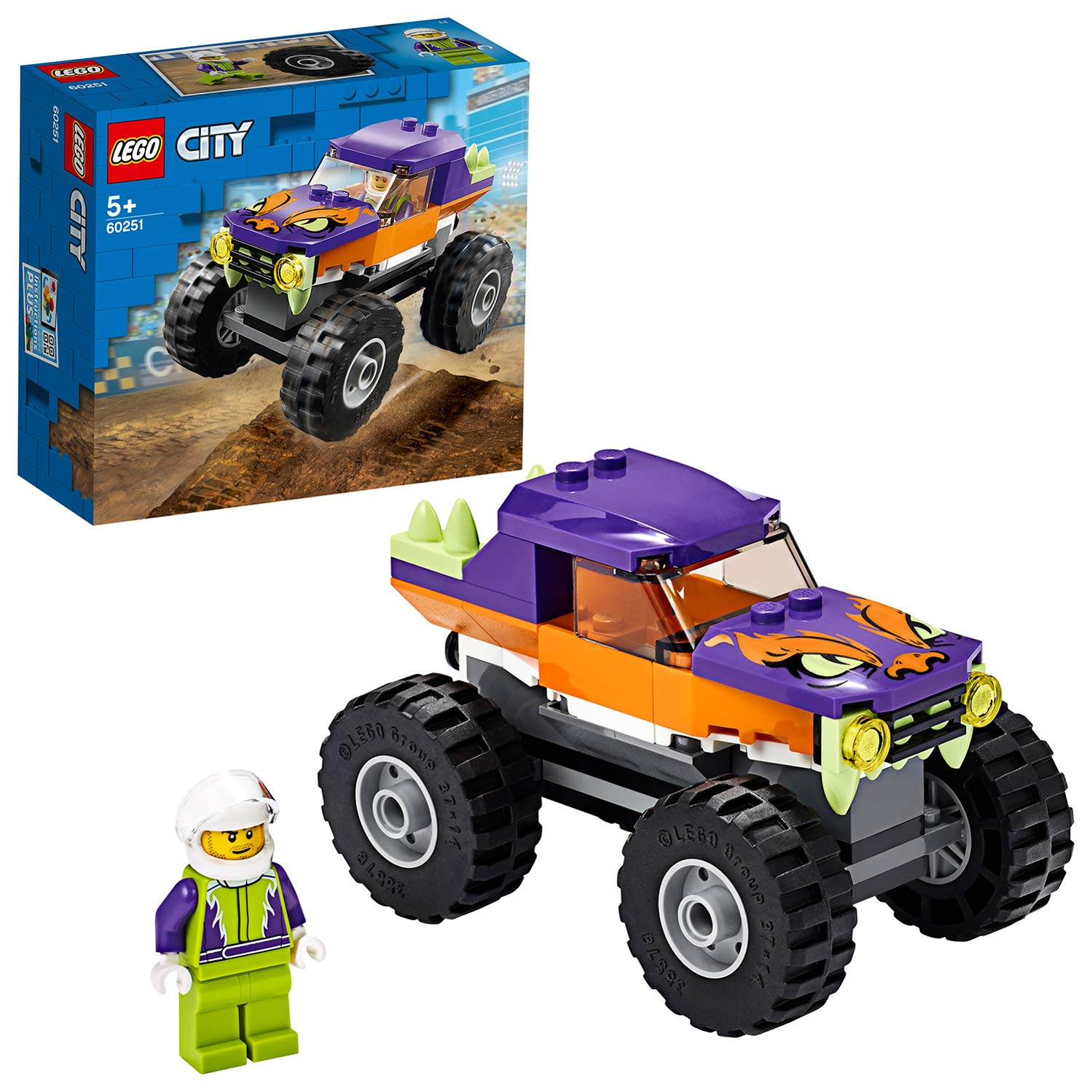 LEGO 60251 Monster Truck 60251 LEGO S.P.A.