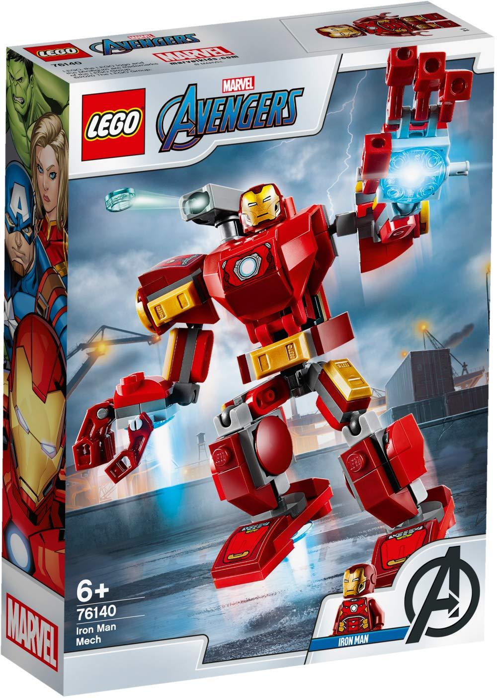 LEGO 76140 MECH IRON MAN 76140 LEGO S.P.A.