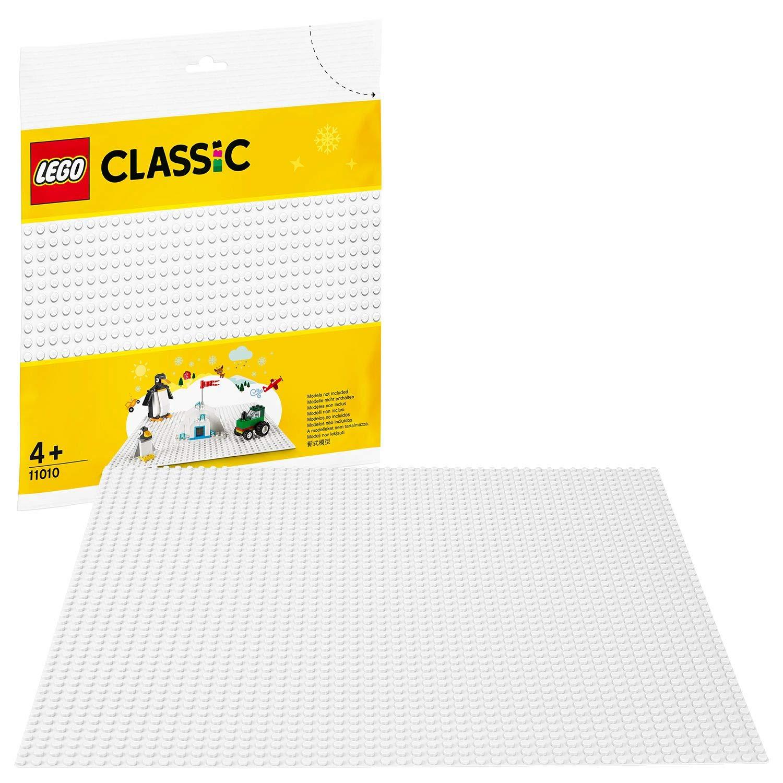 LEGO 11010 Base bianca 11010 LEGO S.P.A.