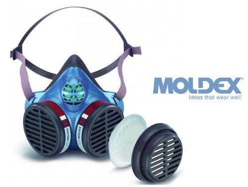 Semimaschera moldex ffa1 p2