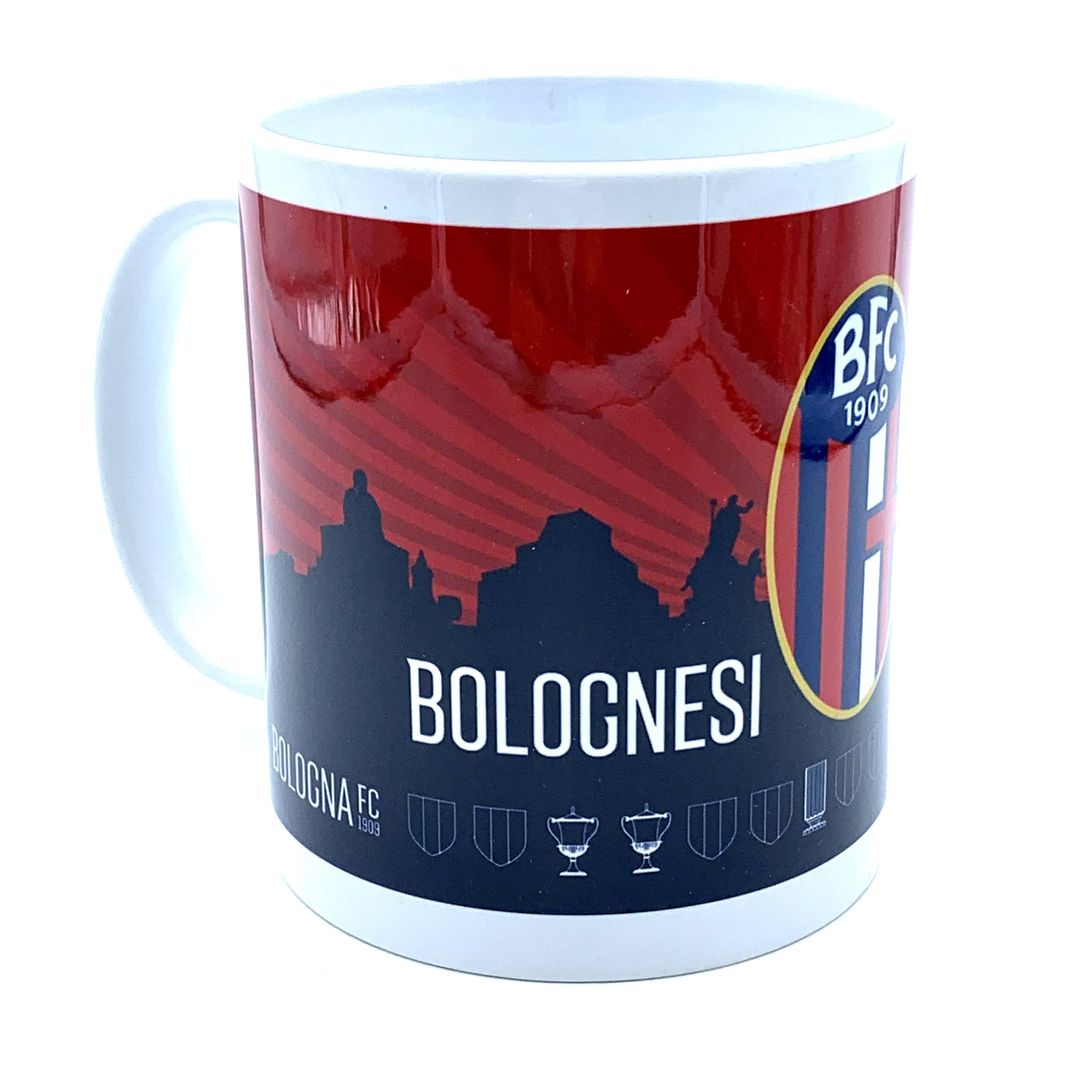 Bologna Fc MUG BOLOGNESI SIAMO NOI