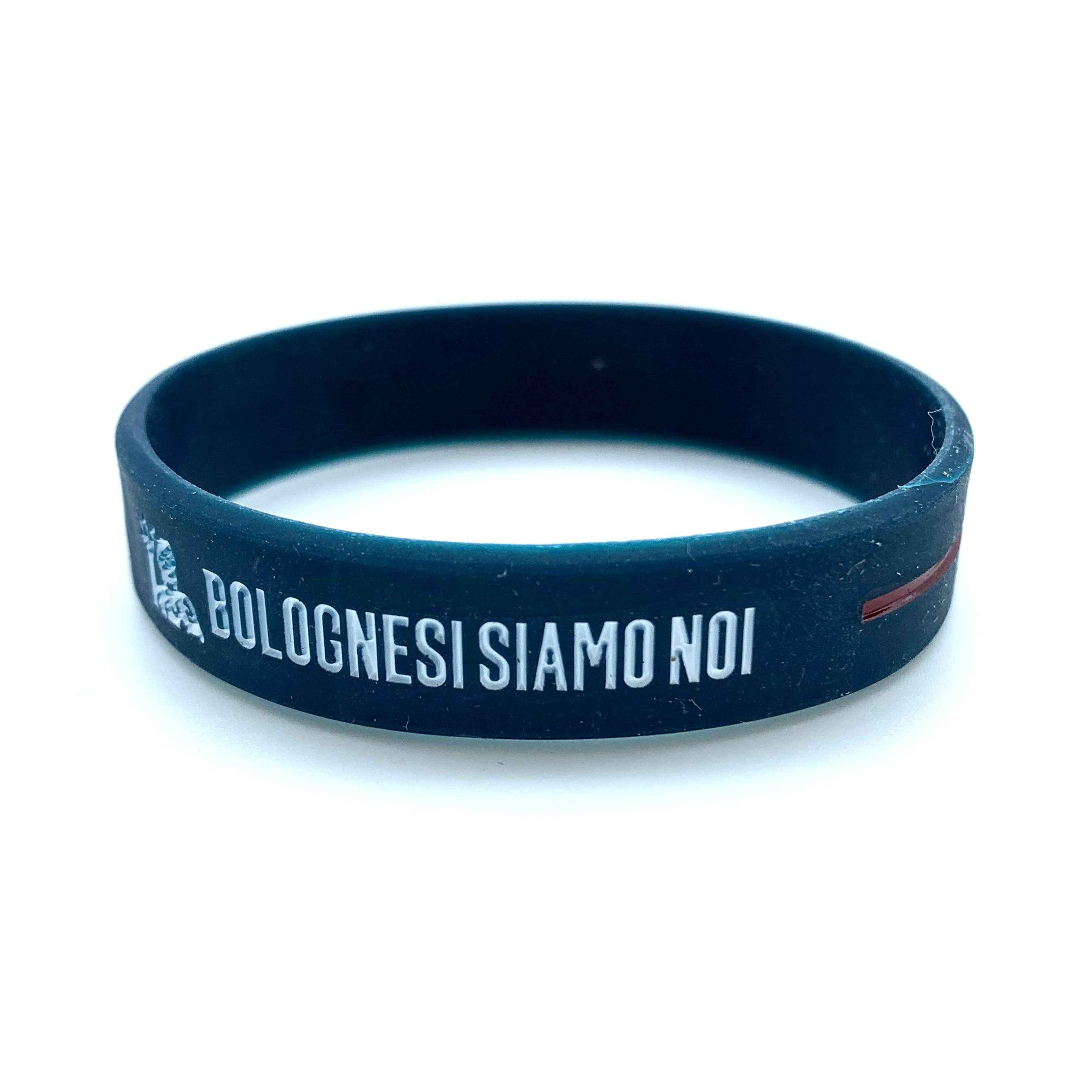Bologna Fc BRACCIALETTO BOLOGNESI SIAMO NOI Bambino