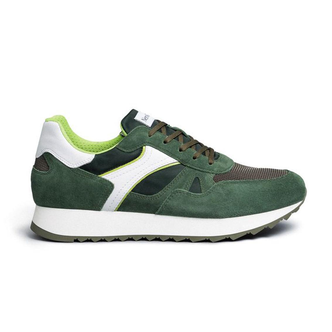 Sneaker verde Nero Giardini
