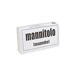 MANNITOLO CUBETTO LASSATIVO DEPURATIVO 22 GR AZIONE RINFRESCANTE E LASSATIVA PER BAMBINI E ADULTI,UTILIZZARE DISCIOLTO IN BEVANDE