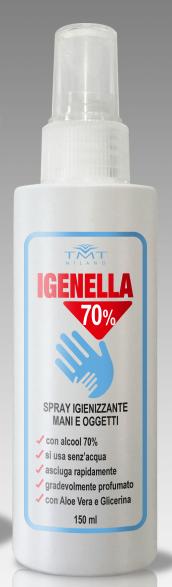 IGENELLA Spray Igienizzante
