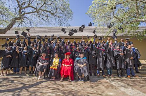 Garmont - Southern Africa Wildlife College, dove studiano i professionisti della natura