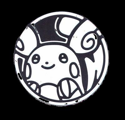 Pokèmon Moneta (coin): RAICHU DI ALOLA
