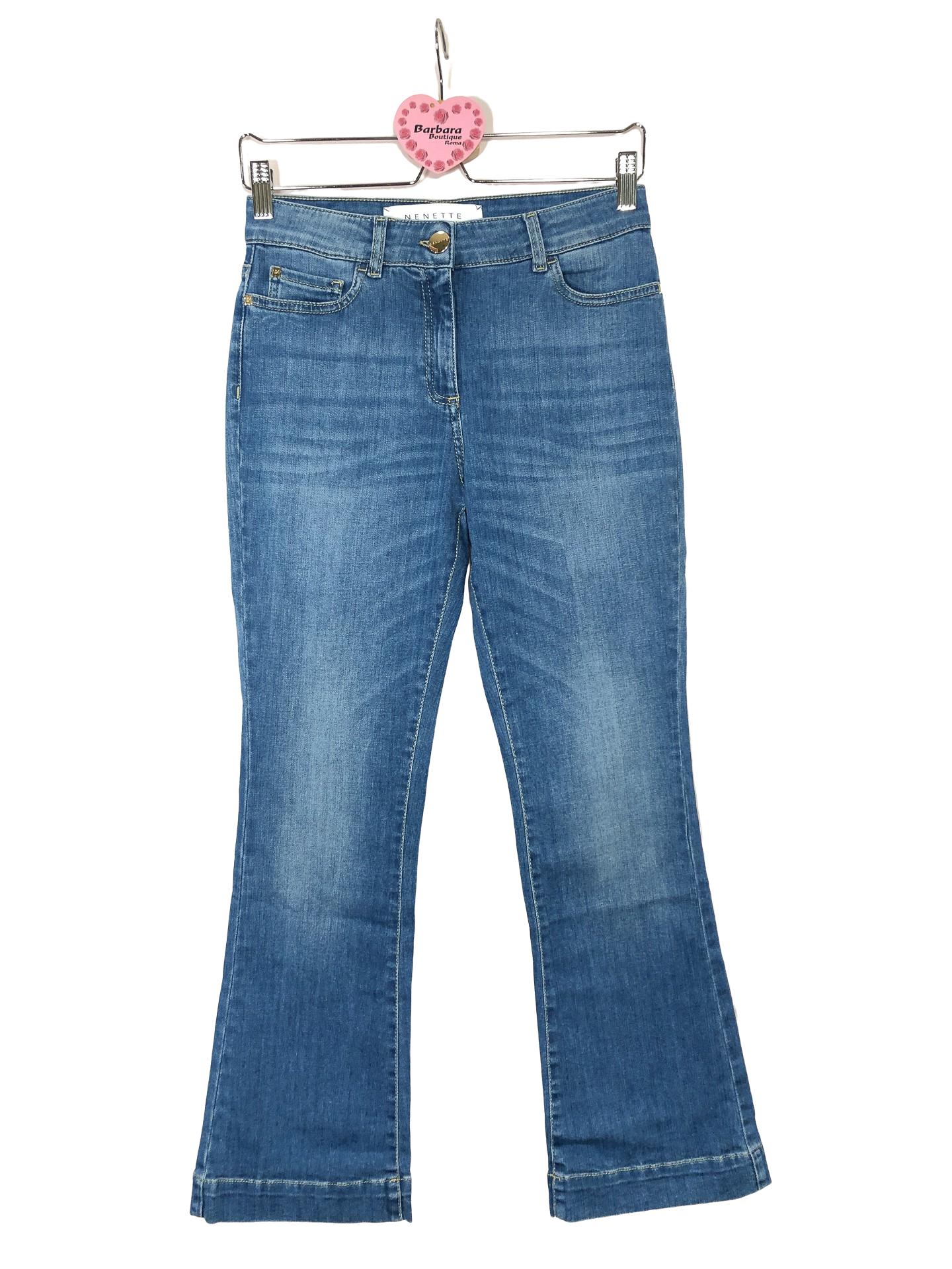 Jeans trombetta samu