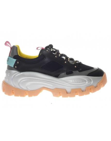 Sneaker WAVE nere-LIU JO