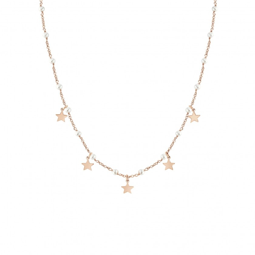 Collana Nomination Mon Amour Con Stelle