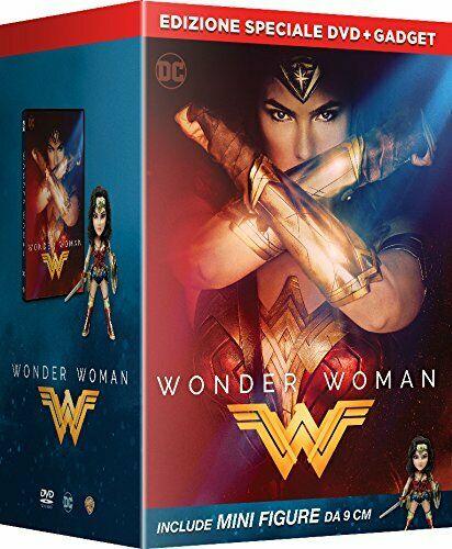 Wonder Woman Edizione Speciale con Figure (dvd)