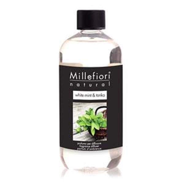 Ricarica per diffusori - White Mint & Tonka 250 ml