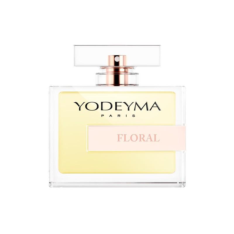 Yodeyma FLORAL Eau de Parfum 100ml (Blu) Profumo Donna