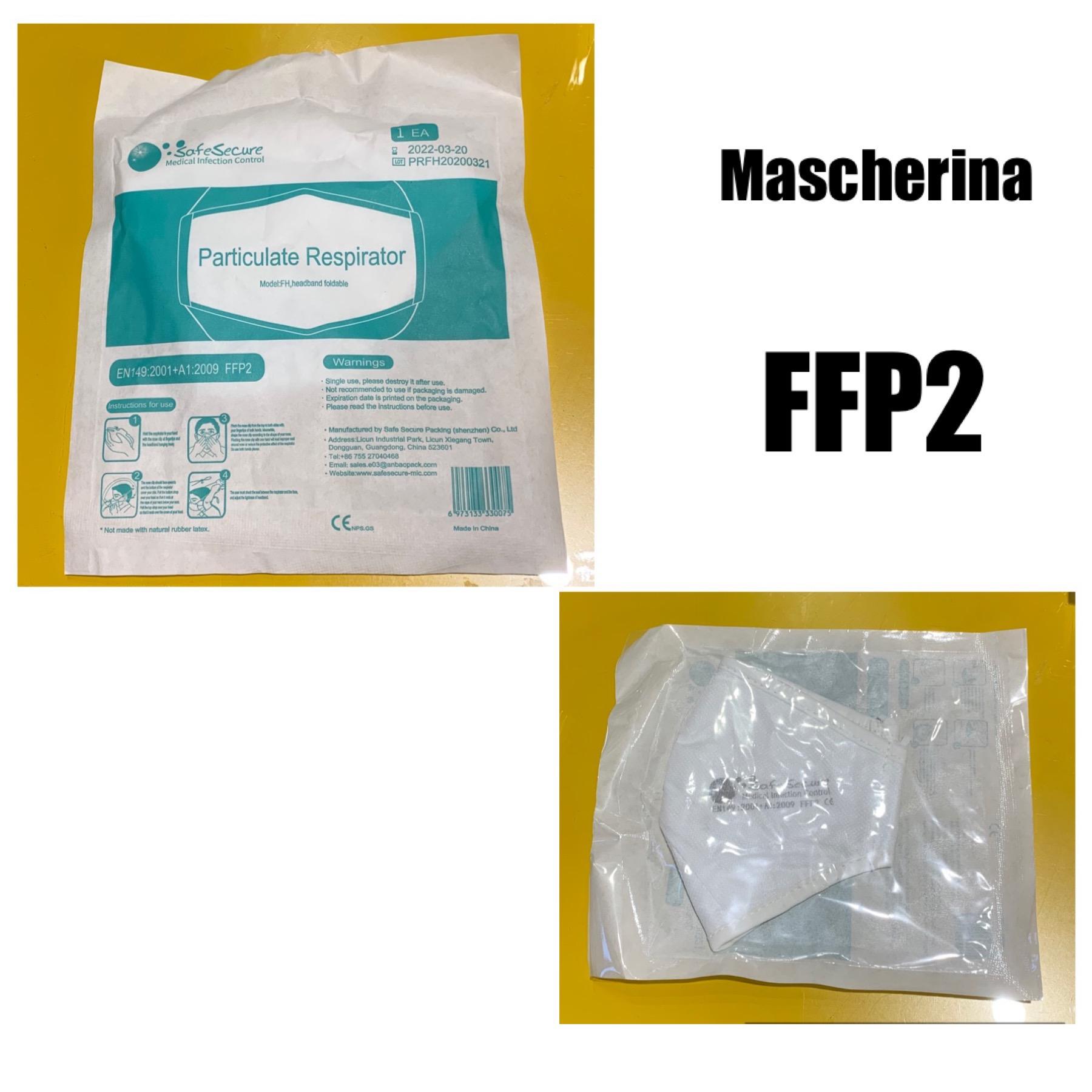 Medical FFP2 Mask