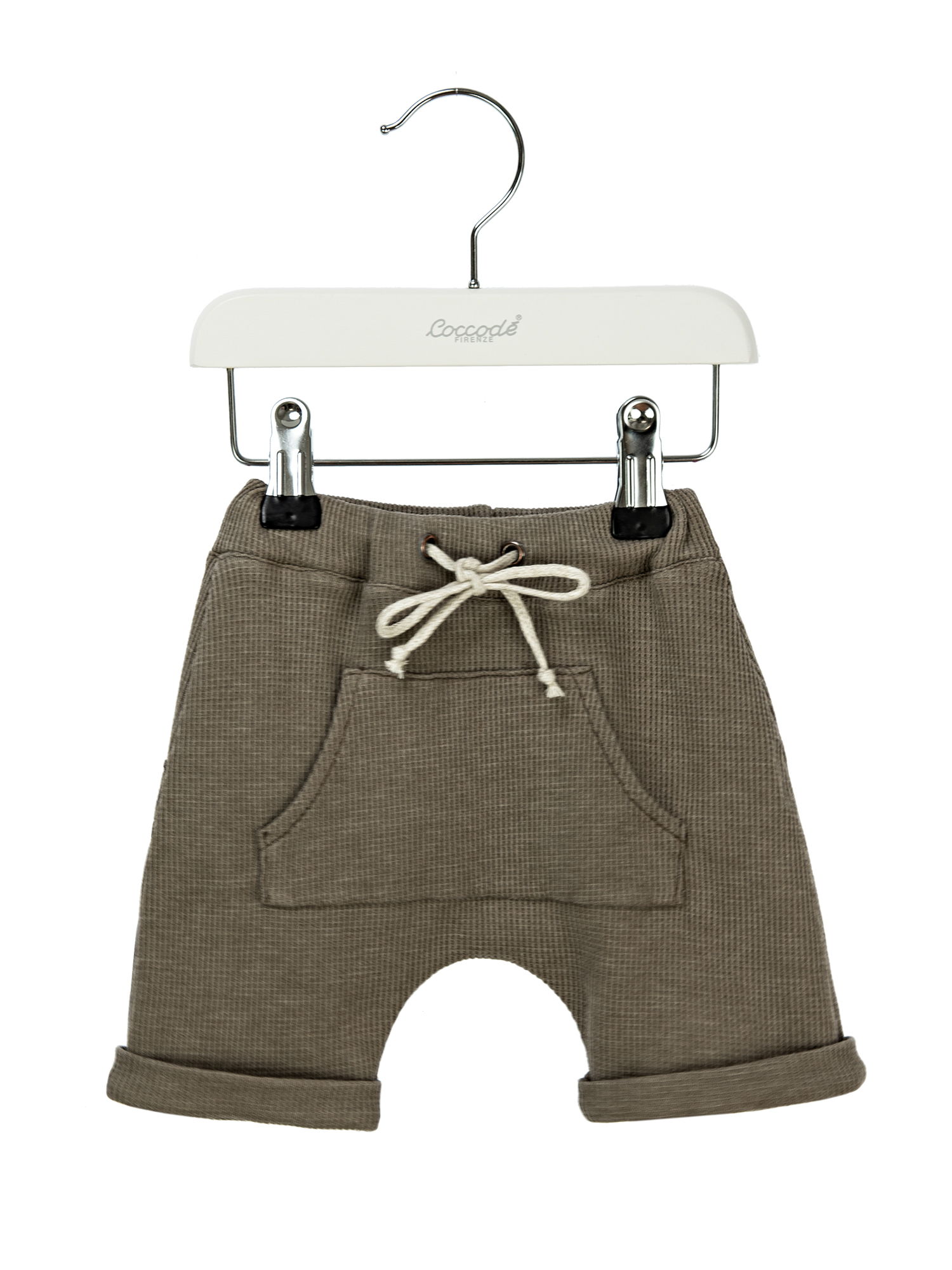 Pantalone corto cotone 3-36 mesi Coccodè