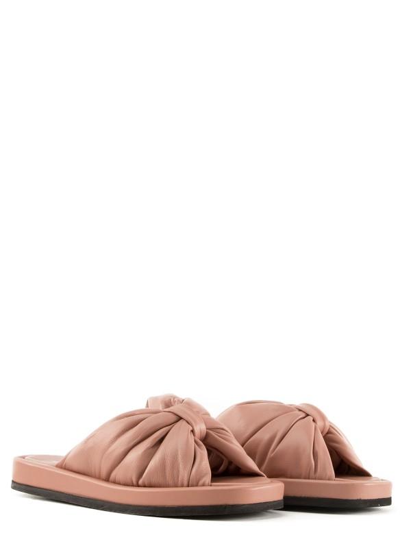 Sandali in nappa nude - STRATEGIA