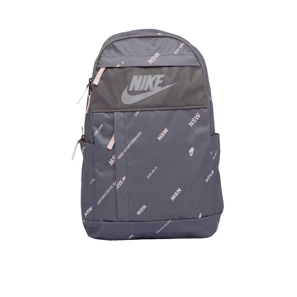 Zaino Nike Logo Pink/Grey Da Donna