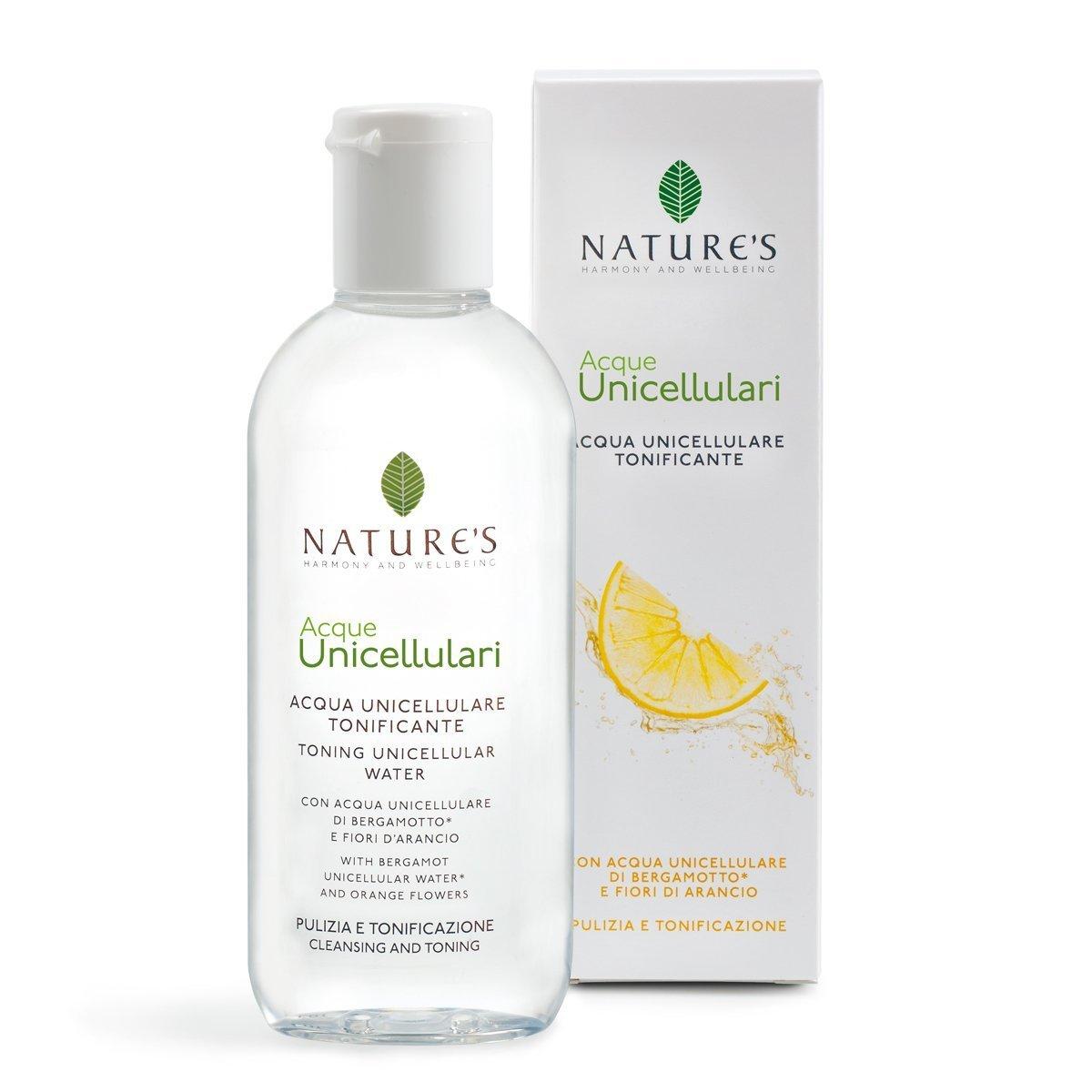 Acqua Unicellulare Tonificante Acque Unicellulari 200 ml