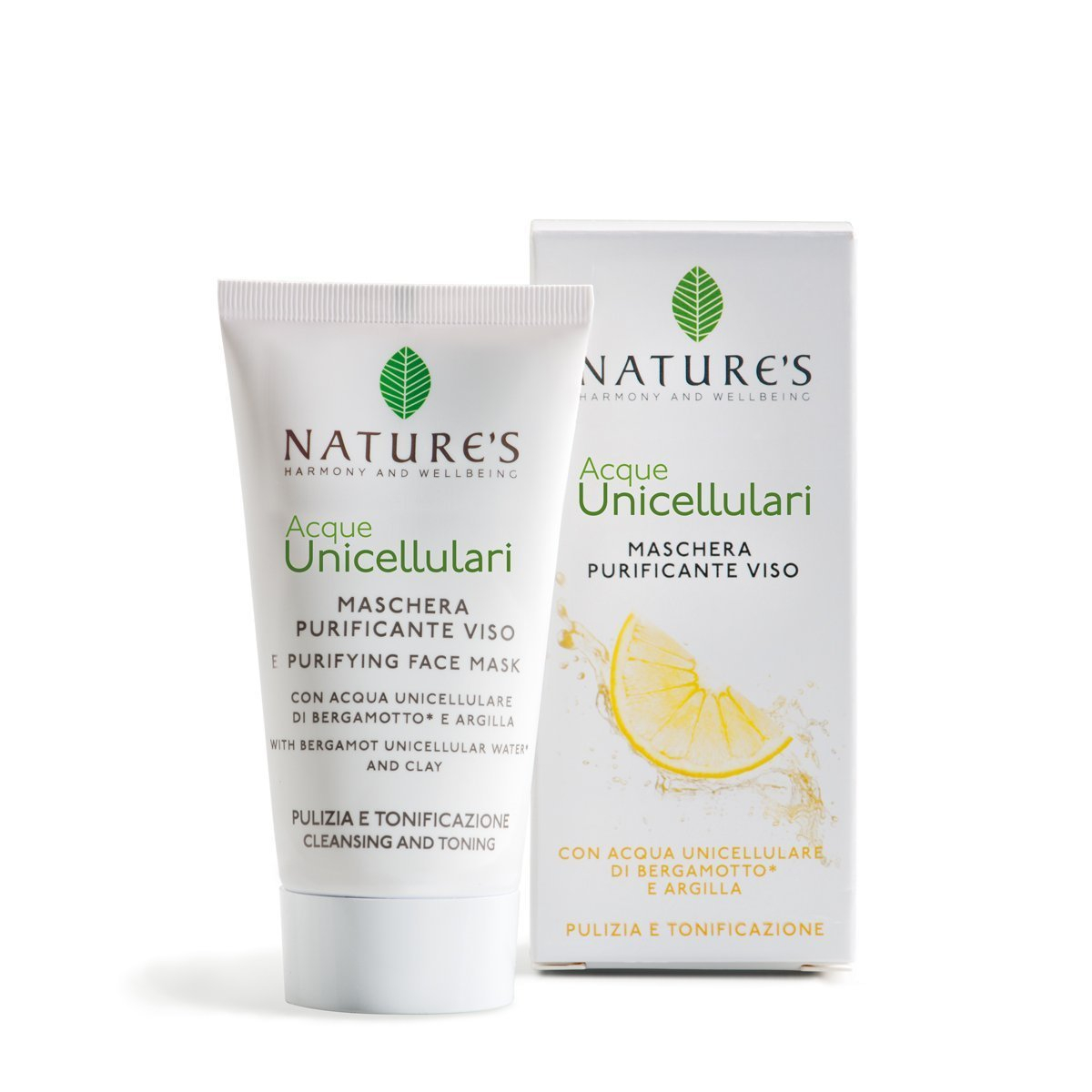 Maschera Purificante Acque Unicellulari 50 ml