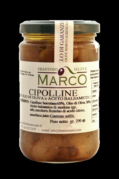 Cipolline in aceto balsamico 290 g