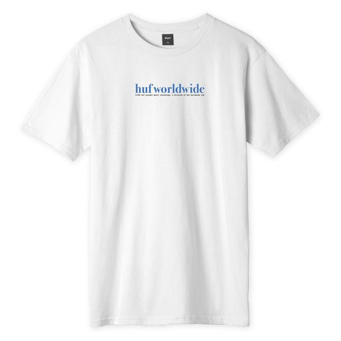 T-Shirt HUF Aint No Sunshine