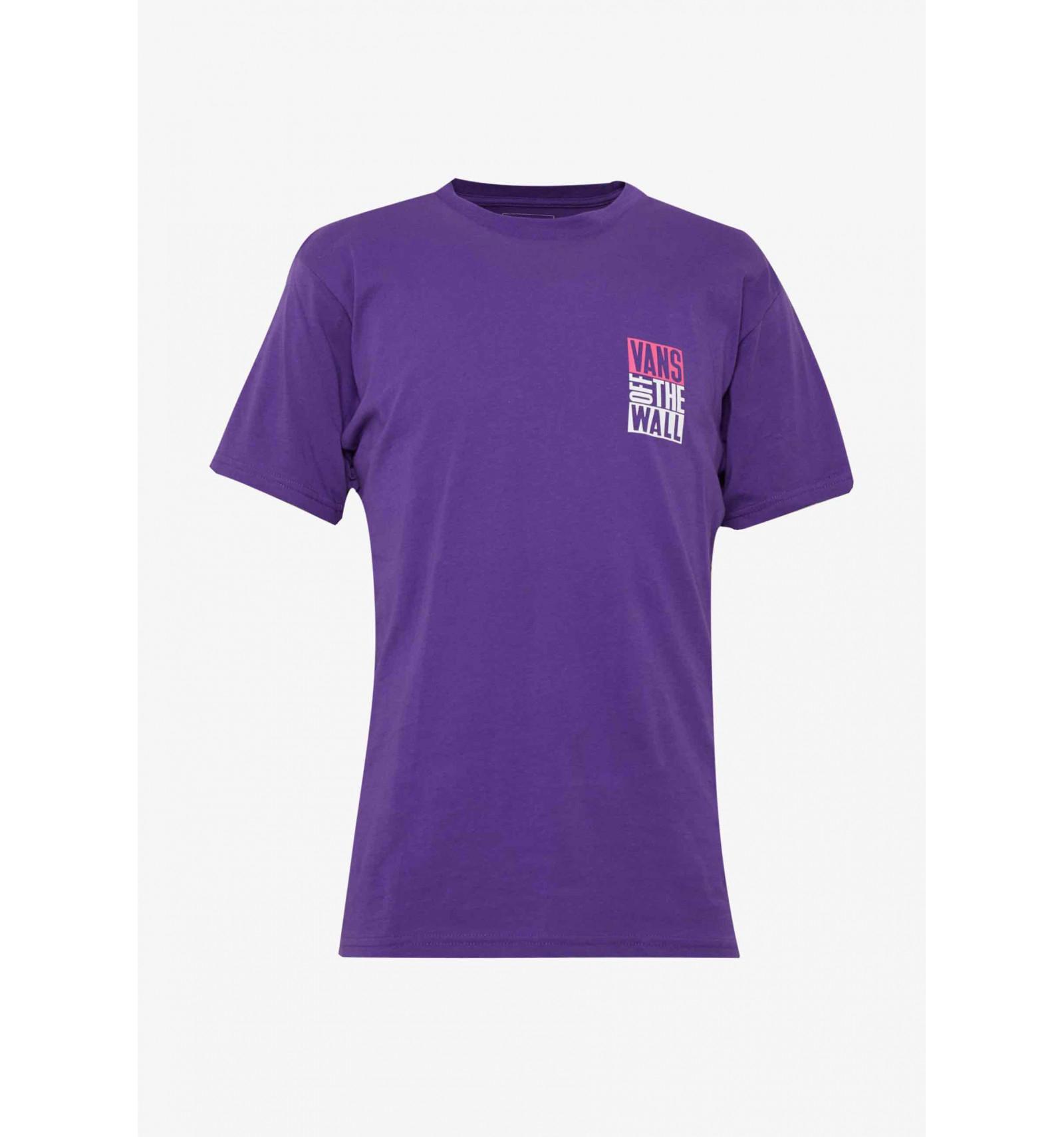 T-Shirt Vans New Staxx