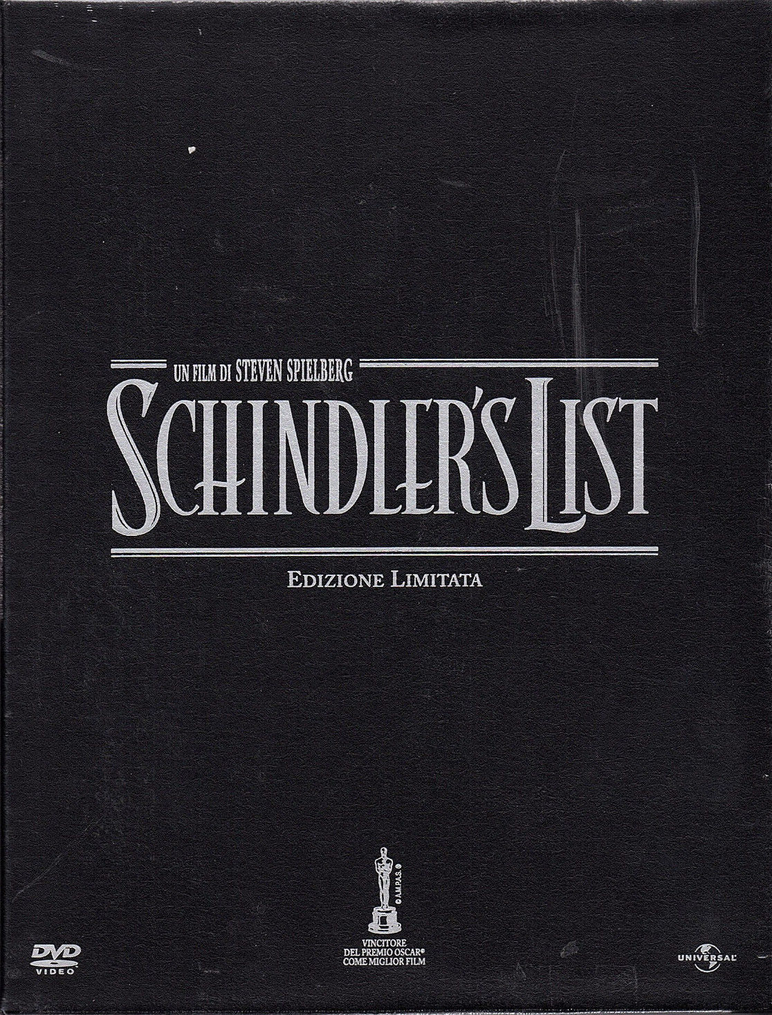 Schindler's List (limited collector edition) (dvd)