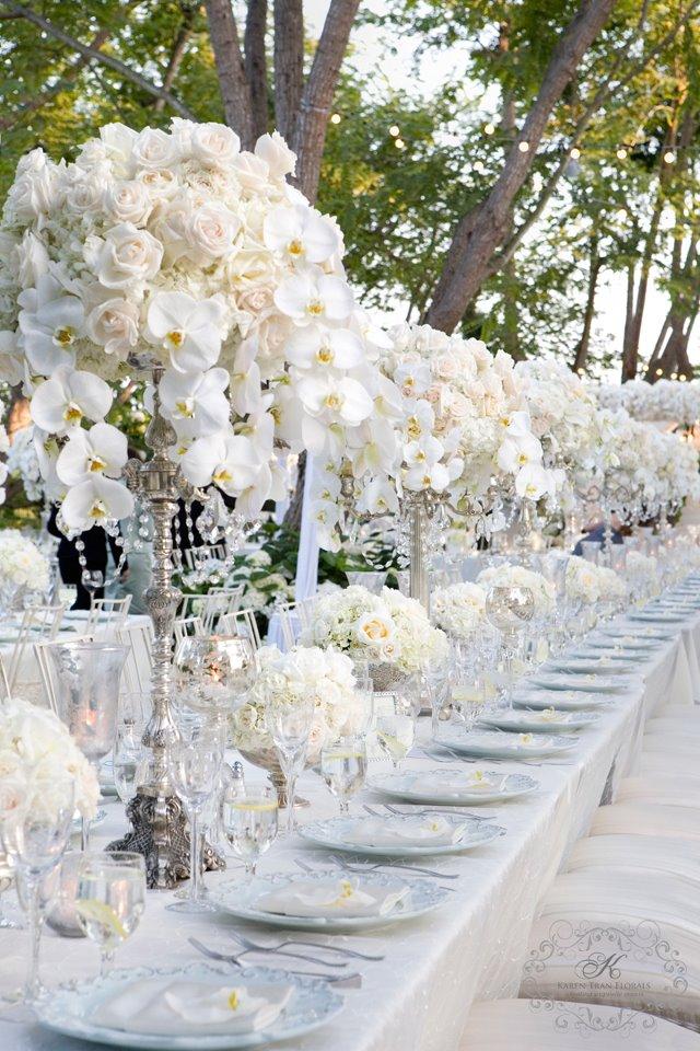candelabri e centrotavola a noleggio per i tuoi eventi wedding