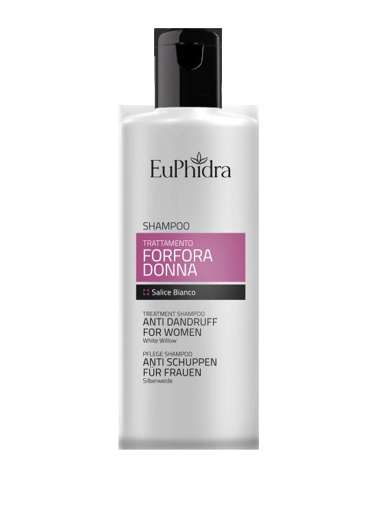 Shampoo trattamento forfora donna