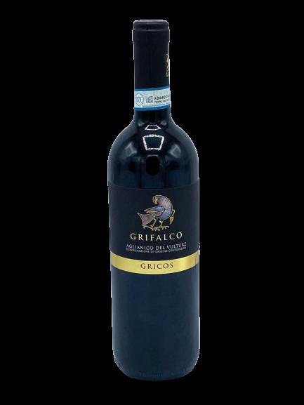 Aglianico del Vulture Gricos 2016 - Grifalco