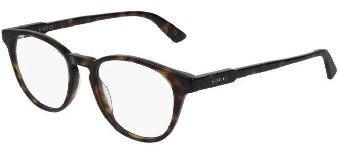 Gucci - Occhiale da Vista Uomo, Dark Havana  GG0491O  002  C49