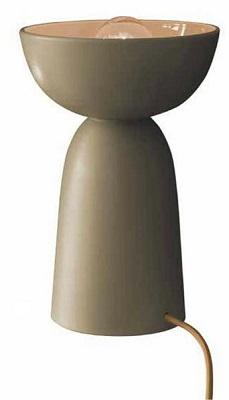 Lampada Double in Ceramica