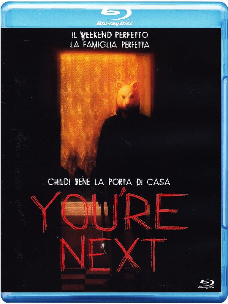 YOU'RE NEXT (Blu-Ray)
