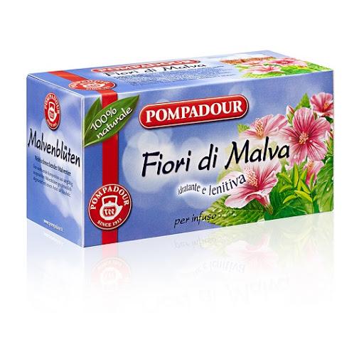 POMPADOUR - INFUSO FIORI DI MALVA