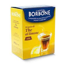 BORBONE - 16 CAPSULE THE AL LIMONE (COMP. A MODO MIO)
