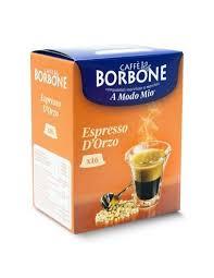 BORBONE - 16 CAPSULE ESPRESSO D'ORZO (COMP. A MODO MIO)