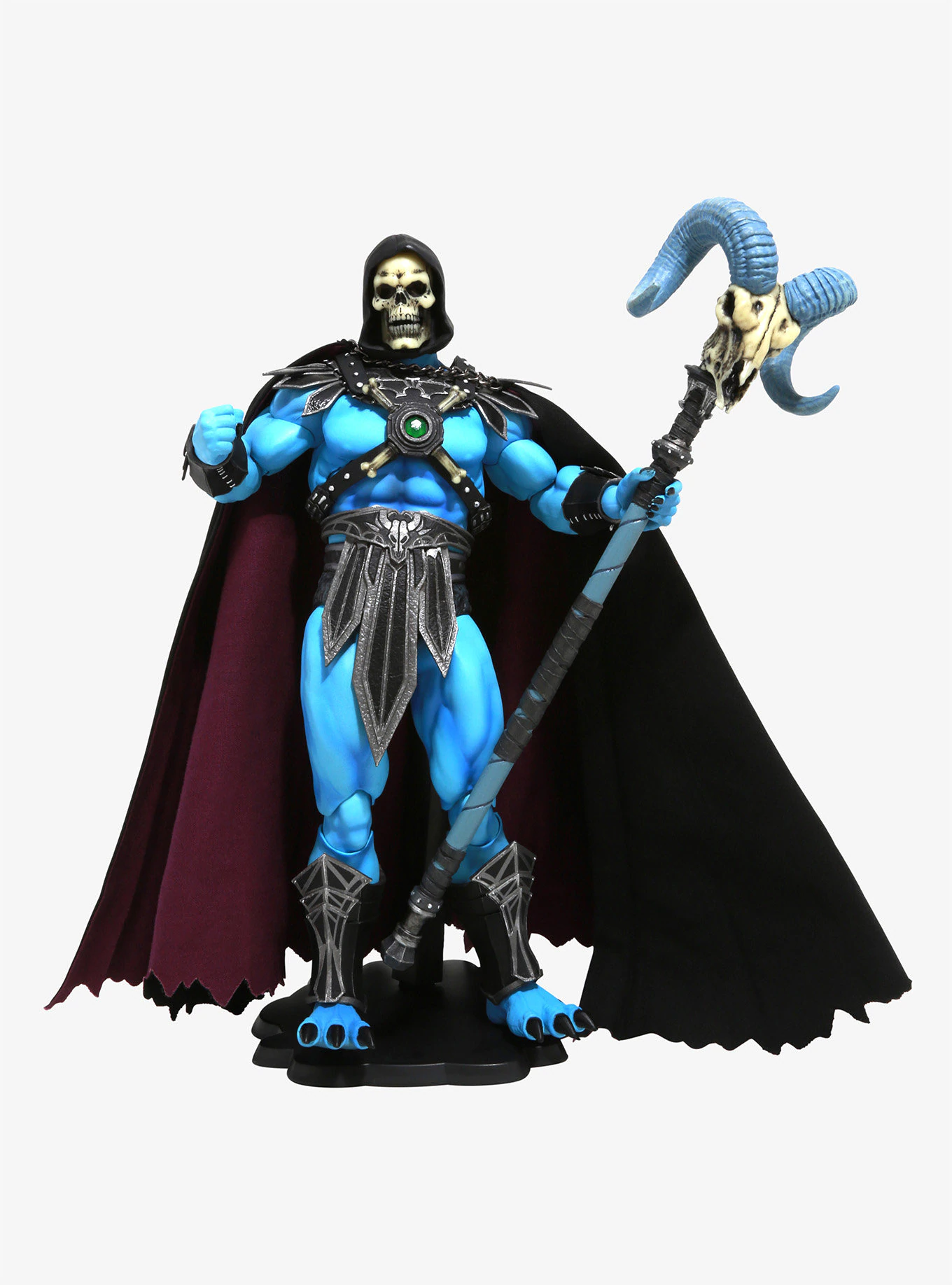 Masters of the Universe (Action Figure 1/6): SKELETOR (Hot Topic Exclusive) by Mondo