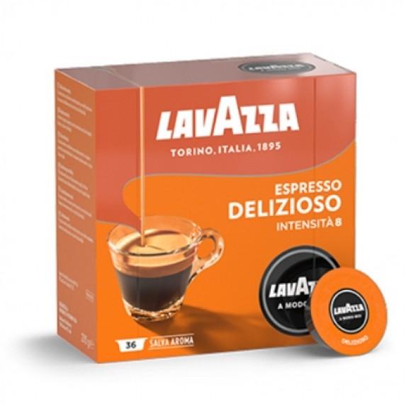 LAVAZZA A MODO MIO - 16 CAPSULE CAFFE' ESPRESSO DELIZIOSO