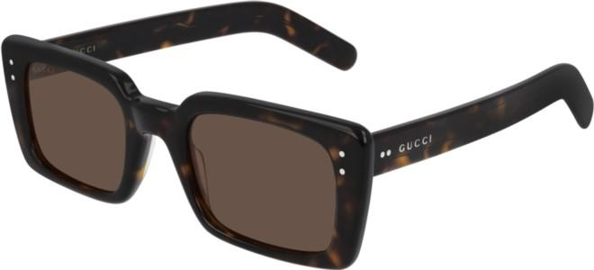 Gucci - Occhiale da Sole Uomo, Havana/Brown Shaded  GG0539S  003  C52