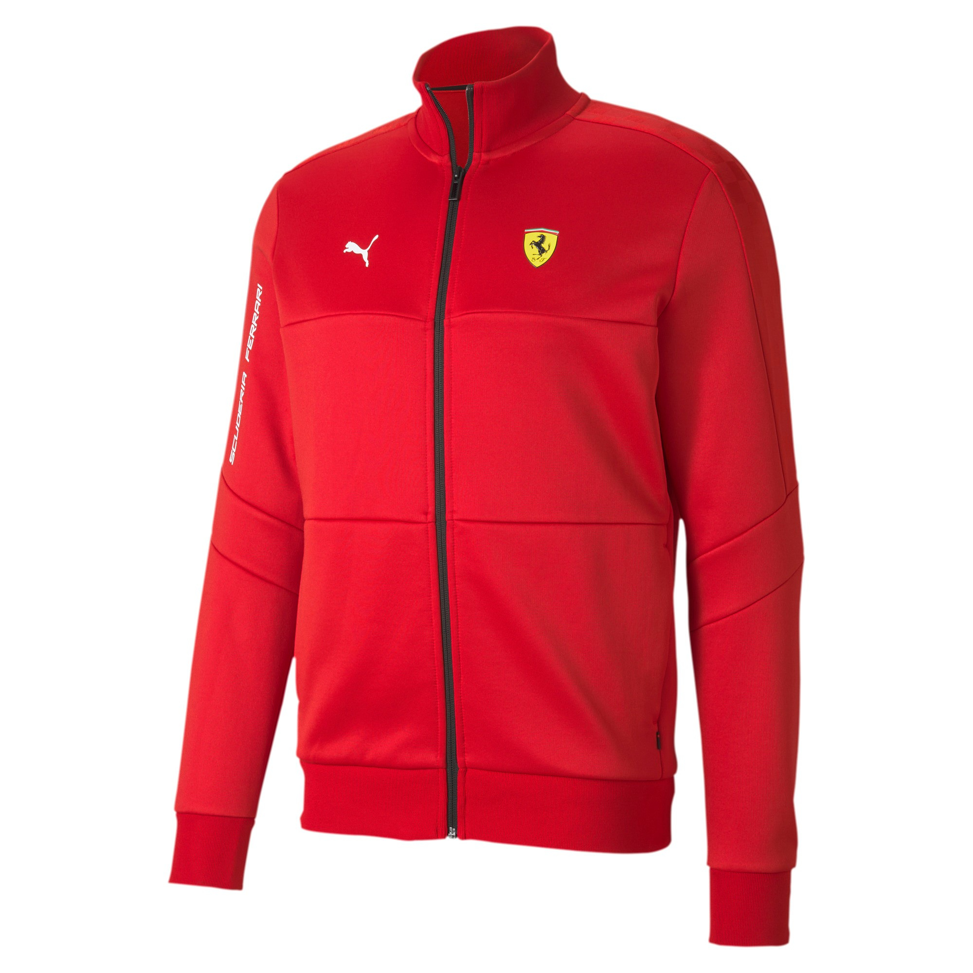 SF T7 Track Jacket Rosso Corsa