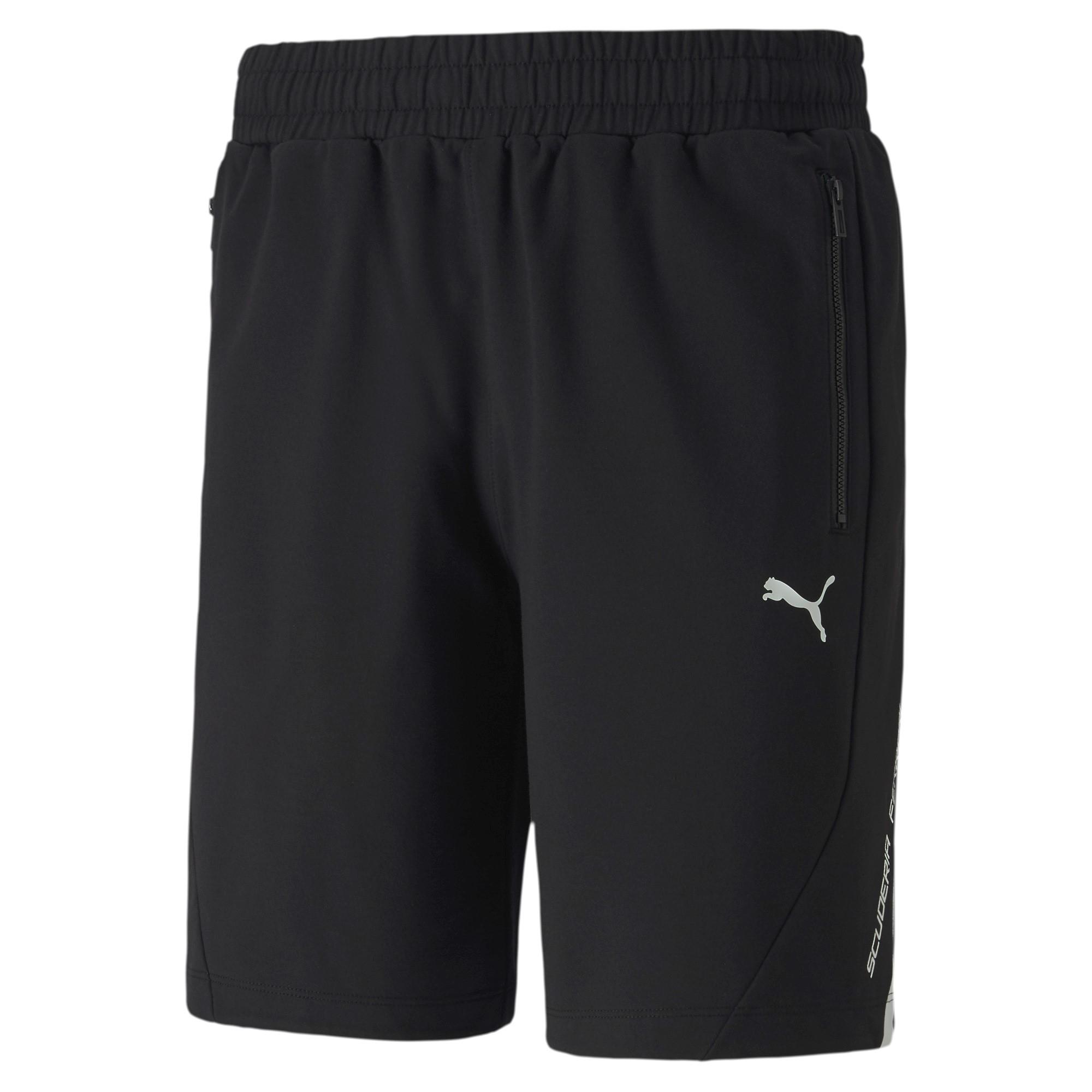 SF Lw Sweat Shorts Puma Black