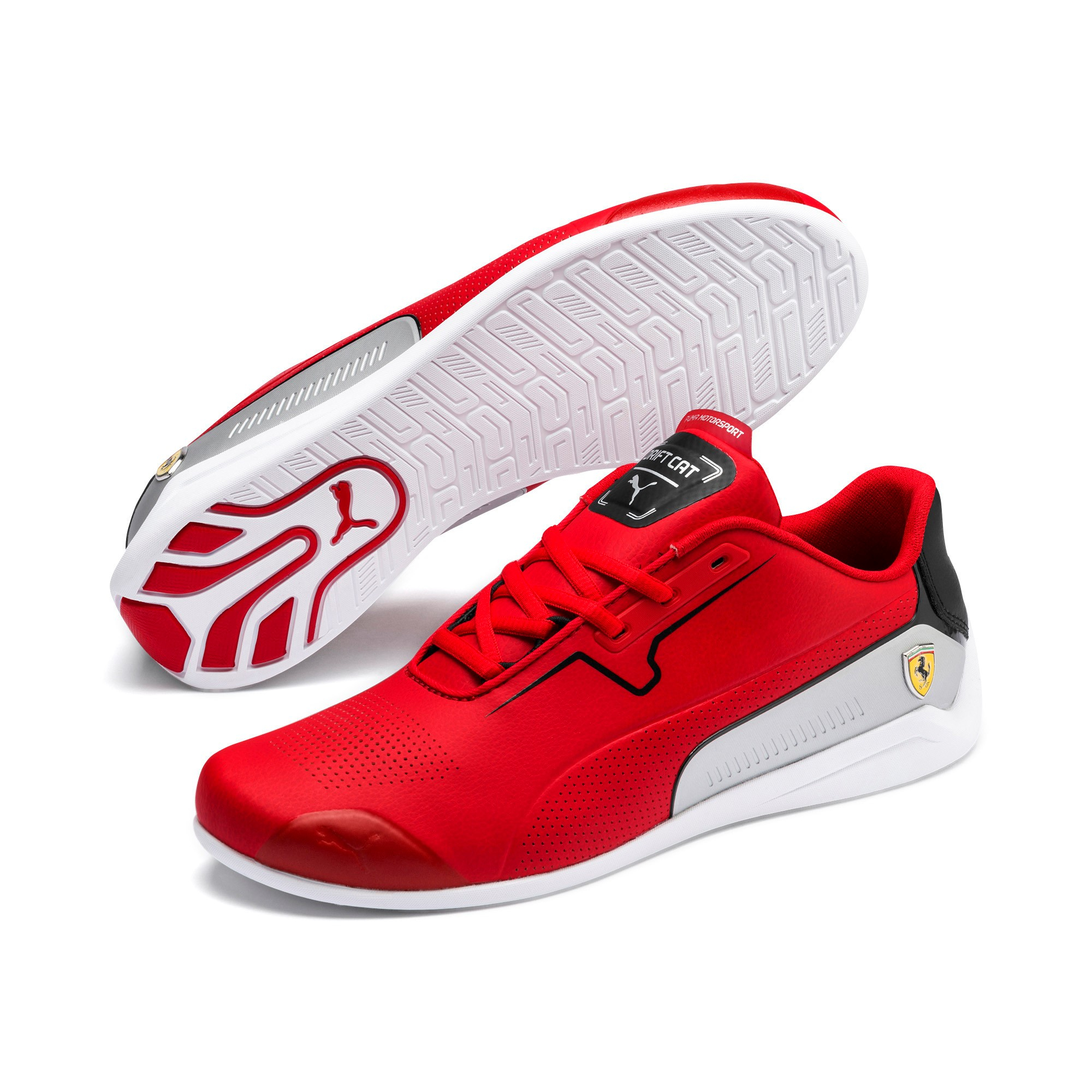SF Drift Cat 8 Rosso Corsa Puma Black