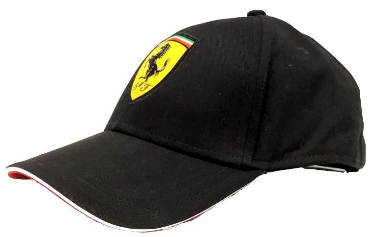 Classic Cap Junior Black