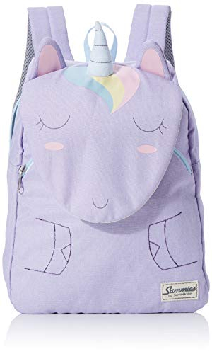 Samsonite Happy Sammies Zainetto per Bambini S+, 31 cm, 11.5 L, Viola (Unicorn Lily)