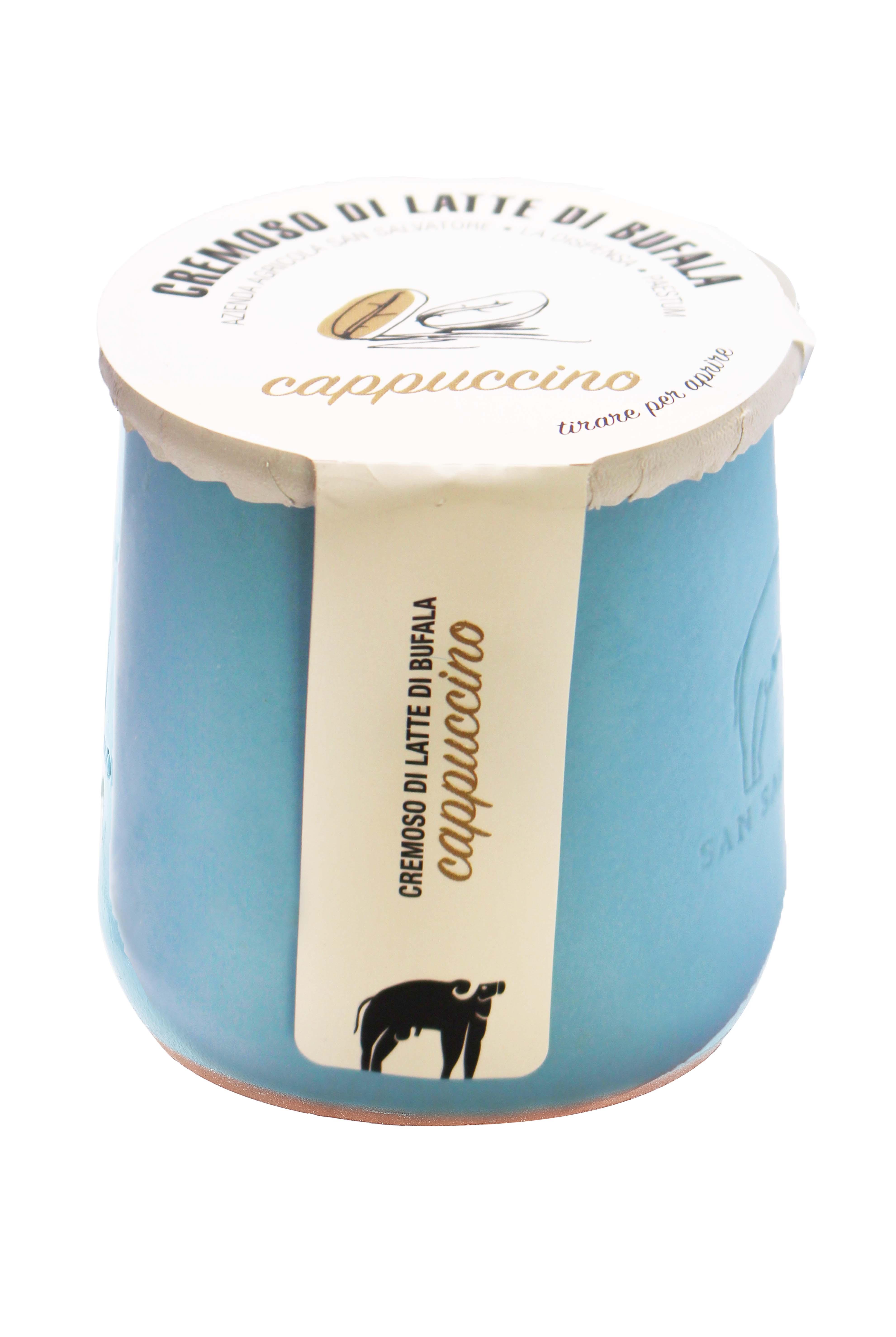 Cremoso di latte di bufala - cappuccino 150gr