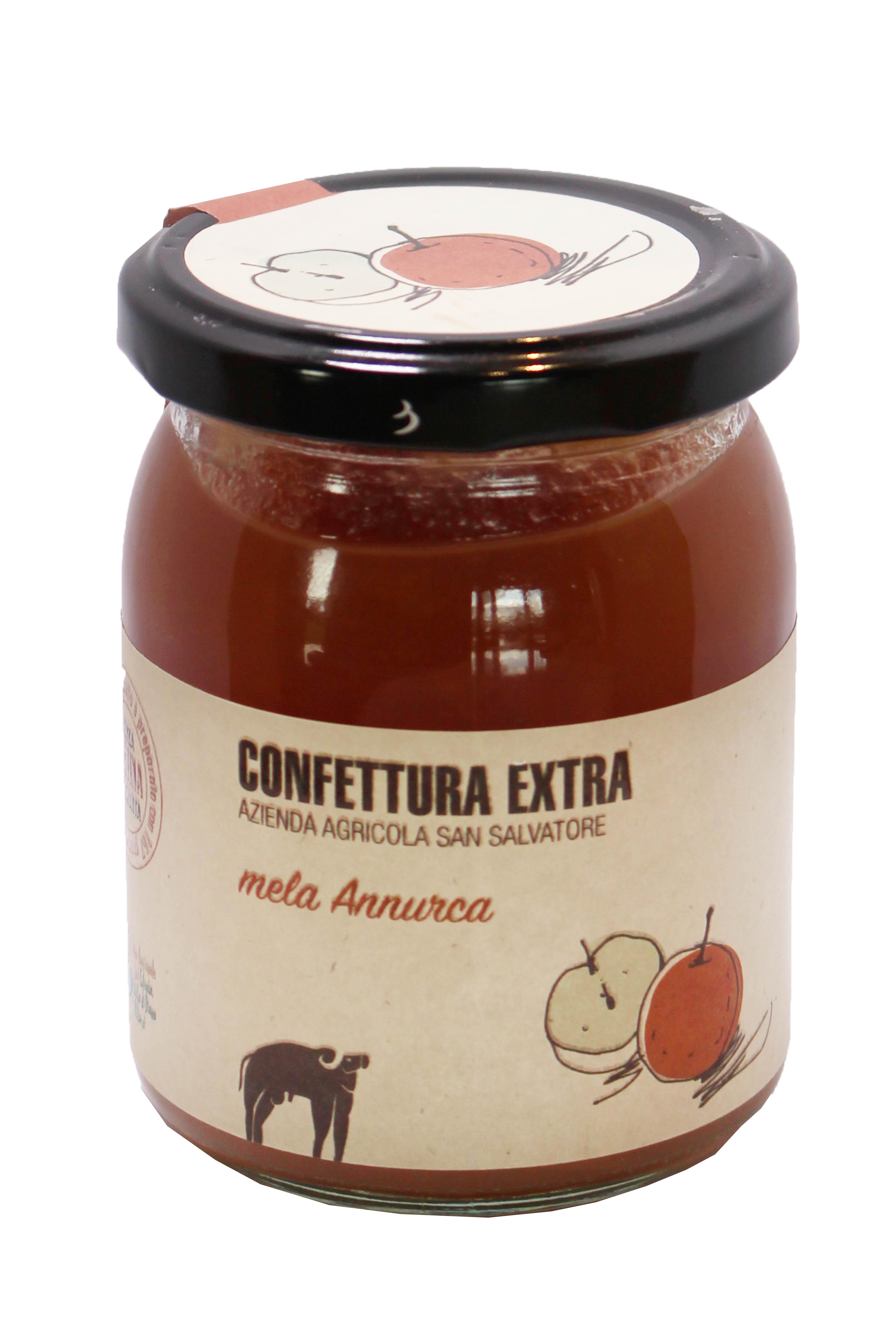 Confettura extra mela annurca  - 220 gr