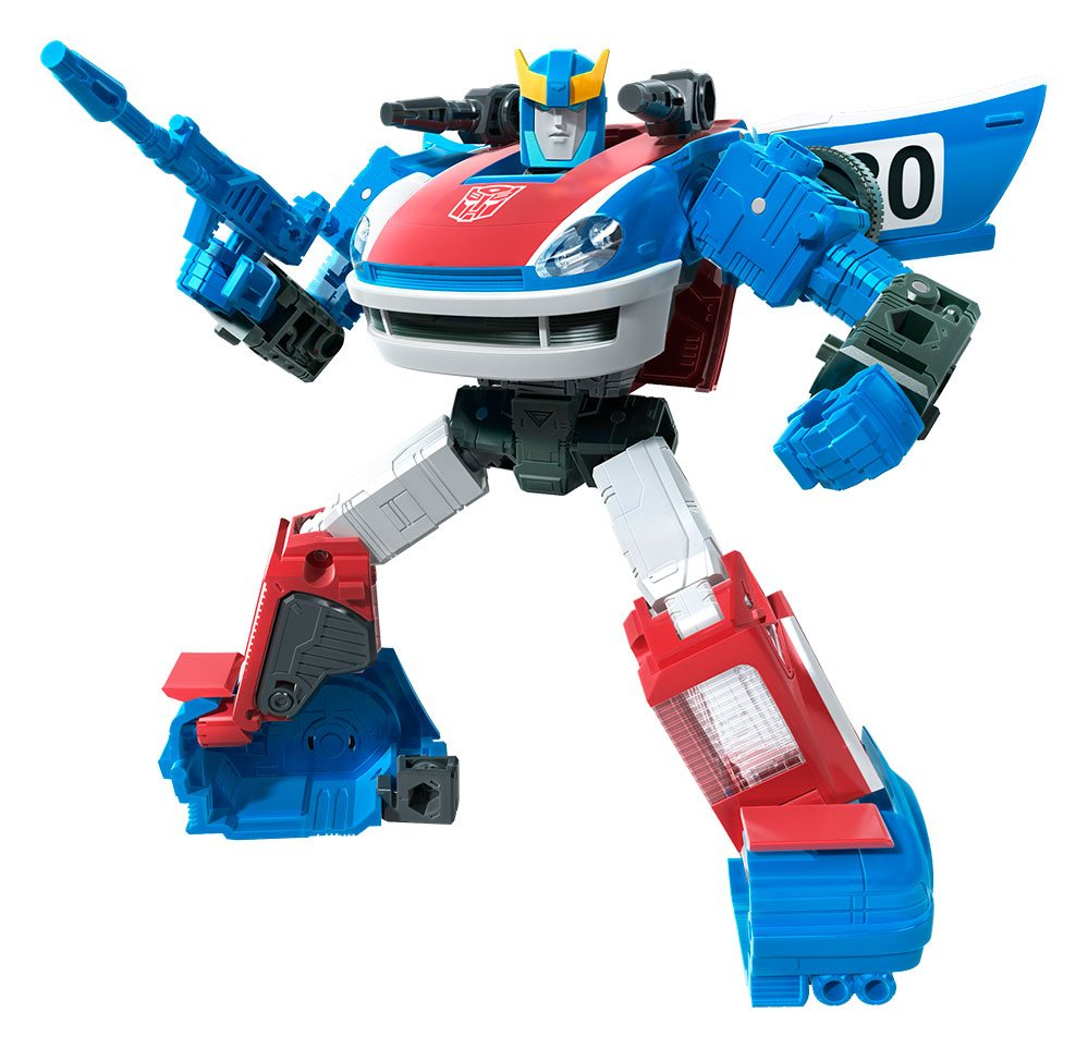 Transformers Generations War for Cybertron: Earthrise Action Figures - SMOKESCREEN