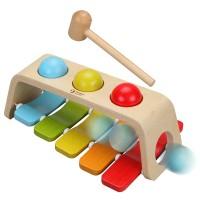Strumento a percussione 2 in 1