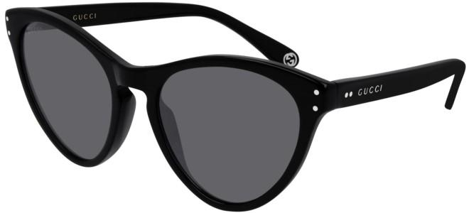 Gucci - Occhiale da Sole Donna, Black/Grey Shaded  GG0569S  001  C54