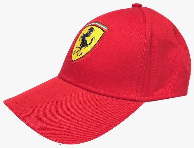 Classic Junior Cap Red